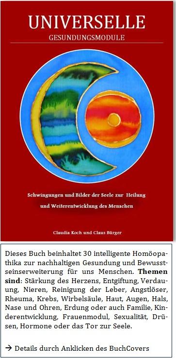 Buch der Universellen Gesundungsmodule